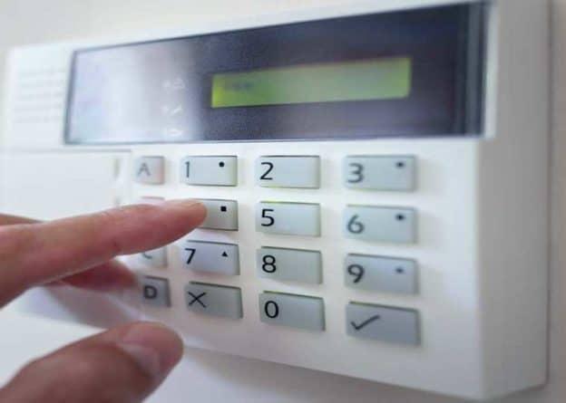 Alarmas de hogar e inseguridad